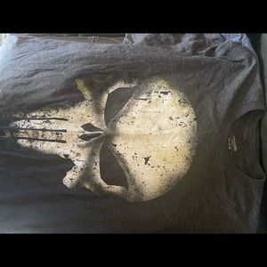The punisher t shirt